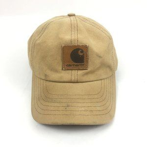 Carhartt Vintage Snapback Hat MADE IN USA DUCK